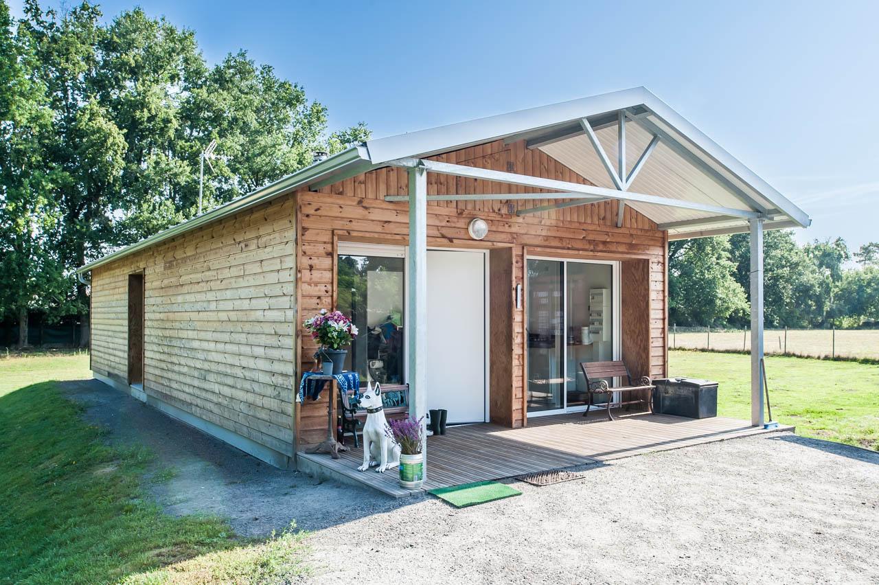 Conteneur Habitat : Habitats conteneurs à mérignac agencéa