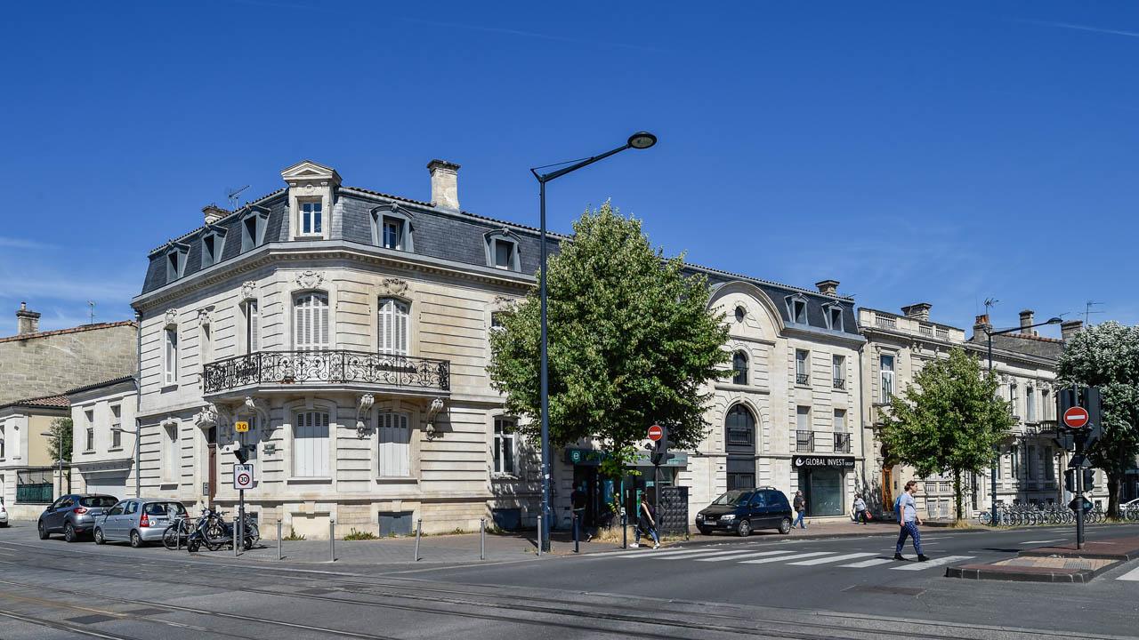 Les villas d 39 ornano bordeaux agenc a for Appartement bordeaux ornano